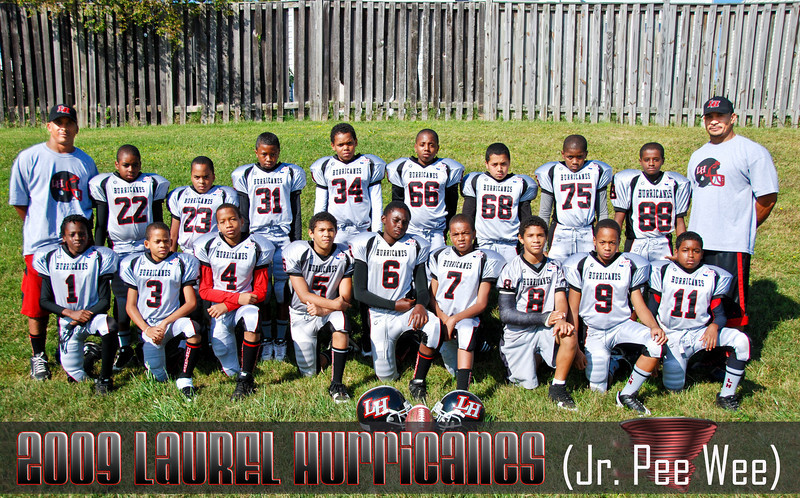 Jr Pee Wee Team Picture