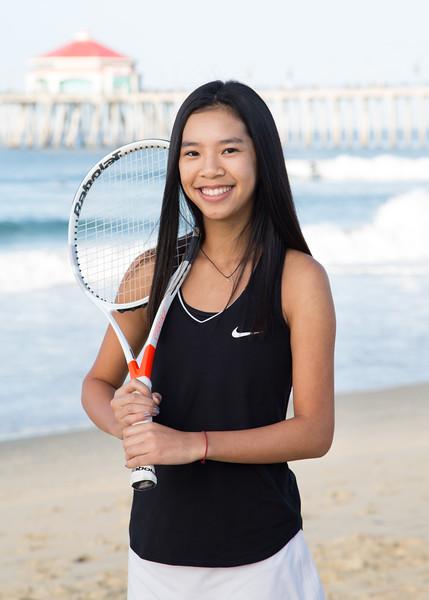 Girls Tennis Individual 2017-18