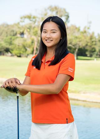 Girls Golf 2017-18