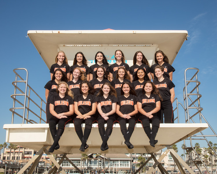 Girls Softball Team 2017-18