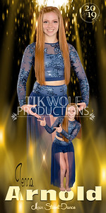 3X6  Jenna Arnold Dance Banner