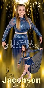 3X6 Erica Jacobson Dance Banner