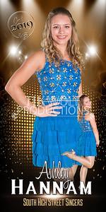 3X6 Ashley Hannam