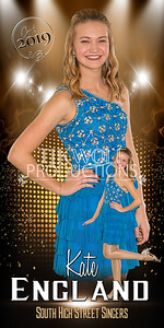 3X6 Kate England
