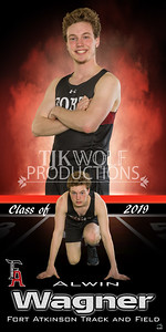 3X6 Alwin Wagner Banner