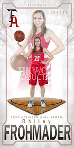 3X6 Rhiley Frohmader Banner