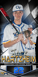 3X6 Jack Hartzheim Banner