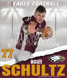 36X42 Noah Football Banner 21 copy