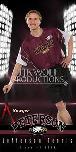 30X60 Sawyer Peterson Tennis Banner