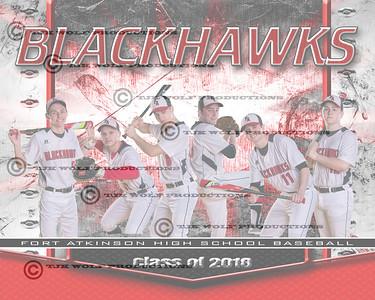 8X10 Fort Baseball Seniors