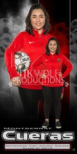 30X60 Manager Montserrat Cueras Soccer Banner