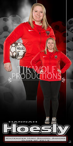 30X60 Manager Hannah Hoesly Soccer Banner