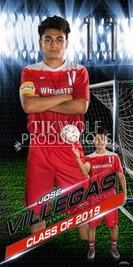 30X60 Jose Villegas Banner