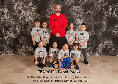 Team with names