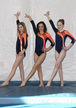 2010 All Starz Gymnastics