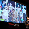 TEDxChCh 2011<br /> 2011年TED演讲