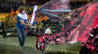 Saturday Dragon Battle #3