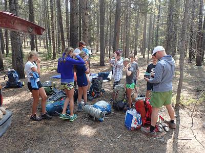 Team Colorado Trail: Middle School Outdoor Ed 2017