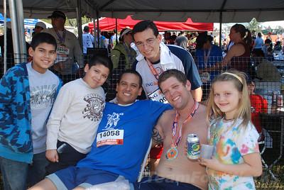 Photo Credit: Laurie Huseby 2009 ING Miami Marathon/Half Marathon