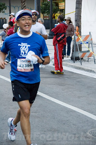Photo Credit: Phil Boswell 2009 ING Miami Marathon/Half Marathon