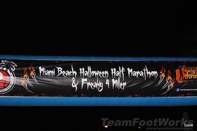 2014 Miami Beach Halloween Half Marathon