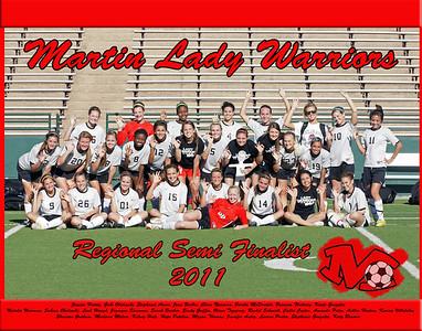 2011 Varsity Team Photo