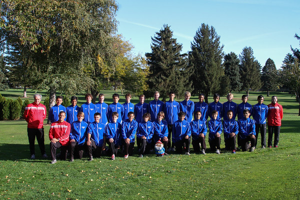 2012 Eisenhower Cross Country Team Pictures