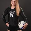 Varsity Volleyball: Class of 2020 Headshots