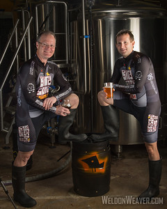 2012-2013 Birdsong Brewery Cyclocross Team Portrait.  Photo by Weldon Weaver.