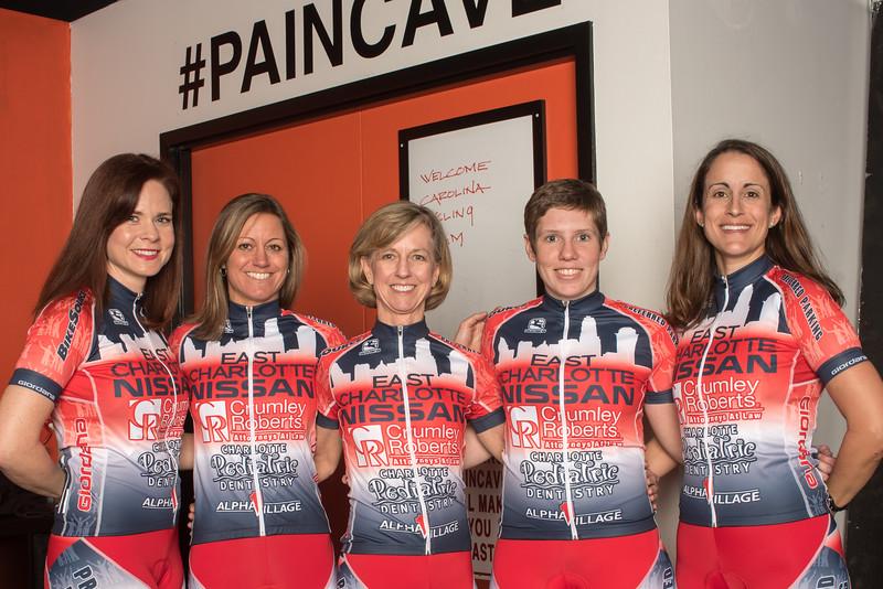 Carolina Cycling visits Total Cyclist