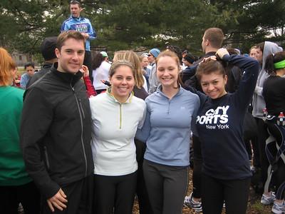 Frank (aka Speedy II), Casey, Maureen, Shay