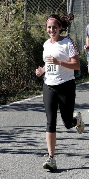 Staten Island Half Marathon 10.14.07