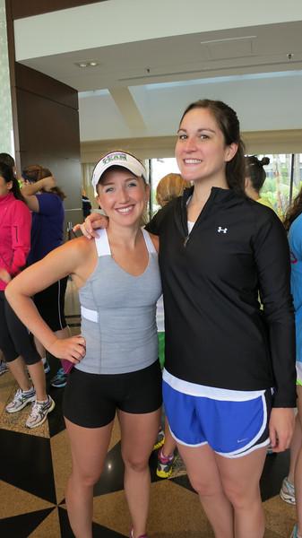 TNT NYC San Diego Marathon 5.4.2012