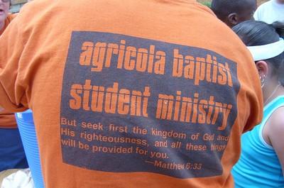 Agricola Baptist Church