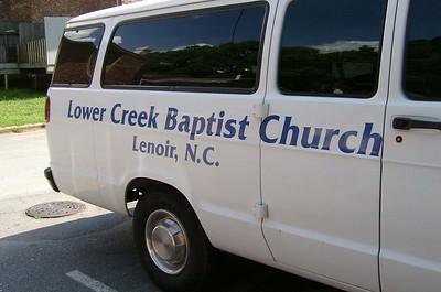 Lower Creek Baptist Church