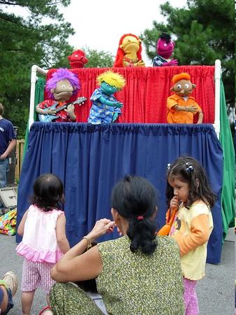 Agape Puppets