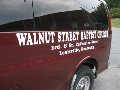 Walnut Street Baptist Church, KY