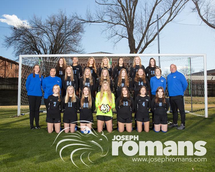 FHS Girls Soccer 2021