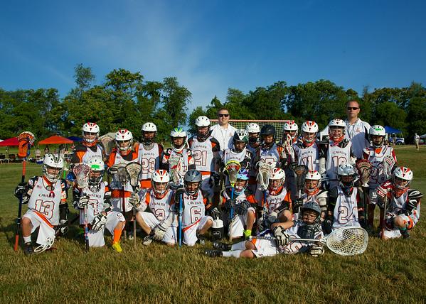 2014 U9 Cavalier Lacrosse