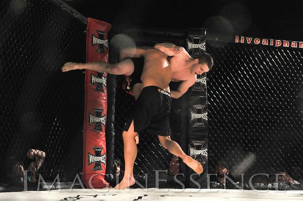 Chris Orton v Ollie Tiglao
