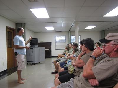 Clinch River Baptist Church, TN 7.27.11