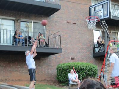 Westside BC Basketball Camp at Highland Knoll 7.24.12