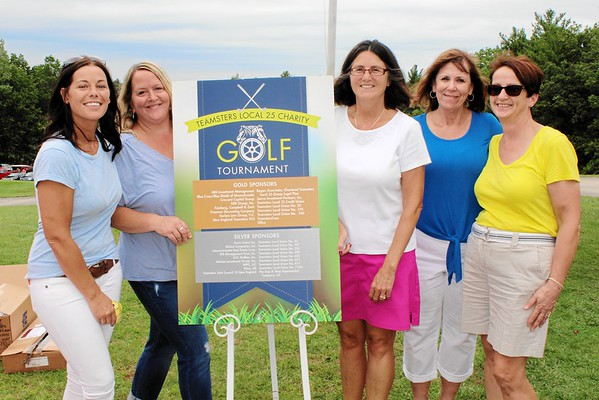 Teamsters Local 25 Charity Golf - Sept. 10, 2016