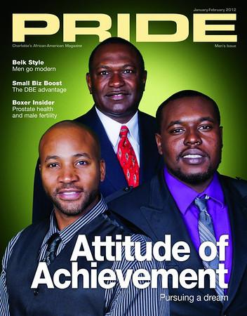 Pride Magazine Cover Jan-Feb 2012