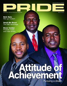 Pride Magazine Cover Jan-Feb 2012