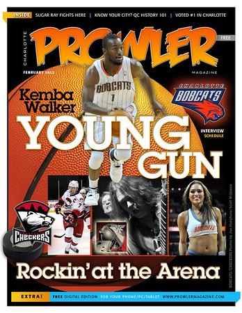 Prowler Magazine Feb 2012 Cover