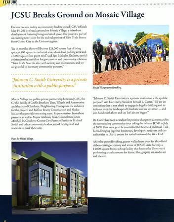 Johnson C Smith - The Bulletin Summer Fall 2011   mac330.com