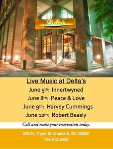 Delta's Restaurant Innertwyned Promo