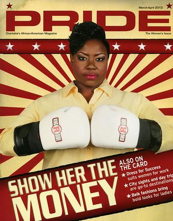 Pride Magazine The Women's Issue March-April 2013