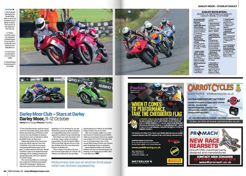 Bike Sport News October 2014